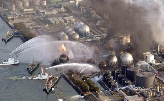 Fukushima, rischio nucleare mondiale.